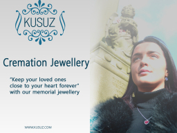 Specialist of Handcrafted Cremation Jewellery