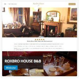 Roxbro House Website Designer