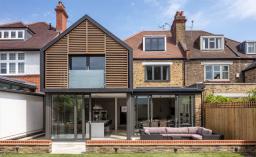architect london planning application