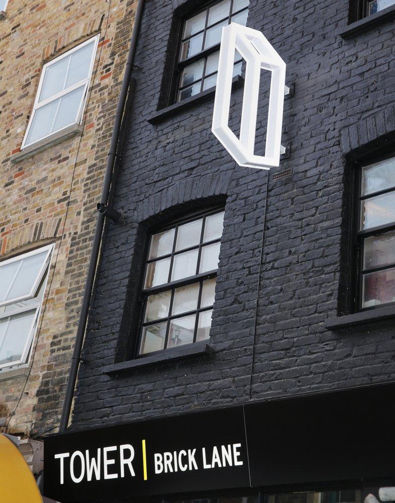 Brick Lane: TOWER London Brick Lane , 169 Brick Lane, London, E1 6SA