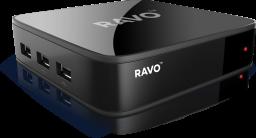 RAVO IPTV Media Box