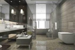 Bathroom installation in Glasgow - FIX LTD
