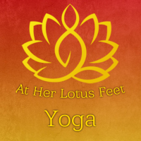 At Her Lotus Feet Yoga