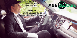 A and E Cars Godalming - Airport - Taxis - Gatwick