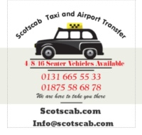 Scotscab Taxi and Airport Transfer