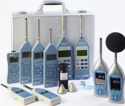 Noise and Vibration Measurement Equipment