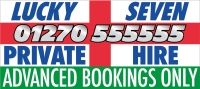 LUCKY SEVEN PRIVATE HIRE CREWE