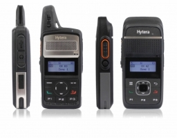 Hytera PD3 Series From Left To Right PD365 And PD355. Perfect School Radios