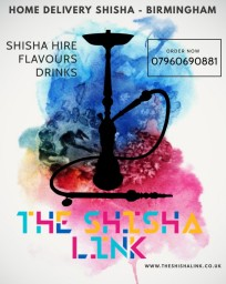 The Shisha Link - Home Delivery Shisha Birmingham