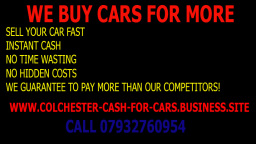 Cash For Cars Colchester