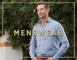 Menswear Clothing