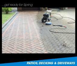 Driveway Cleaning Hinckley High Pressure Jet Wash
