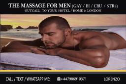 male masseur london