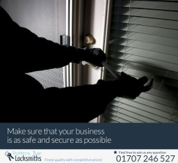 Potters Bar Commercial Locksmiths