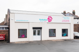 Yorkshire Vets Morley exterior