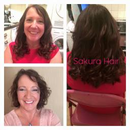 Prebonded individual strand extensions fitted with