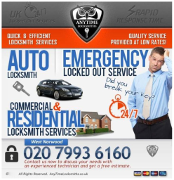 emergency locksmith in West Norwood