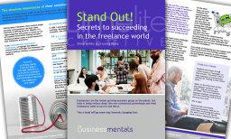 Digital newsletter for Businessmentals