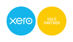 Xero gold partner badge
