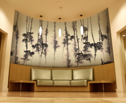 Vinyl Backed Wall Covering