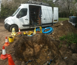 Water main Repair by Jonny