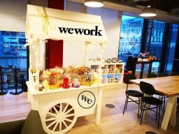 sweet cart hire london