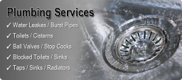 plumbing and central heating repairs liverpool
