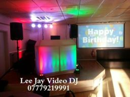 Happy Birthday Lee J Disco