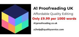 A1 Proofreading UK