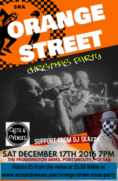 Orange Street Ska Christmas Party