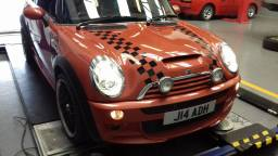 MINI Cooper S Service and MOT