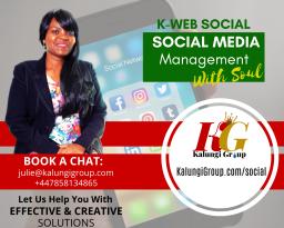 K-Web Social Designs - social media management