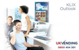 Klix Outlook Office 8 Uk Vending