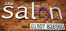 The Salon (Louth) - Our Sign