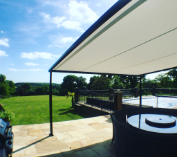 Electric Retractable Awning Specialist London