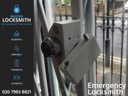 24 HR Locksmith Brixton