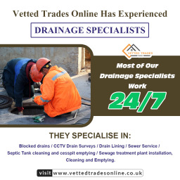 24/7 Guaranteed Service.