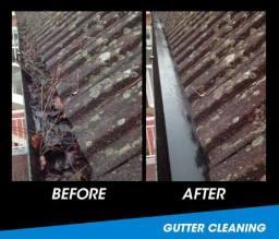 Gutter Cleaning Hinckley - Gutter clearance & Vac