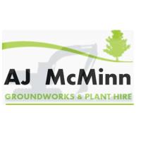 AJ McMinn Groundworks & Plant Hire