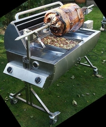 Flame BBQ supply most tender and juicy sloy cooked Hog Roast in Berkshire, Buckinghamshire, Surrey and London.