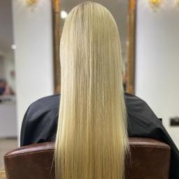 Tiara Organic Hair & Beauty Wash Haircut Blowdry