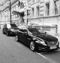 Chauffeured Close Protection Services London
