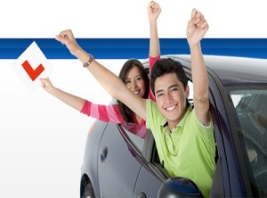 Intensive Driving Courses Cardiff logo