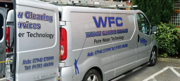 window cleaning clitheroe vans