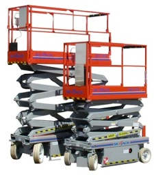 Scissor Lift Hire in Leeds