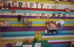 Crafty Corner at Crafty Wizards World