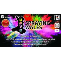 UPVC Spraying Wales