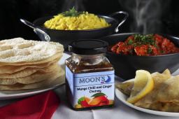 Moon's Deli curry