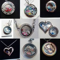 Pendique Lockets Floating Locket Collection
