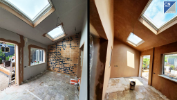 Complete professional plastering services
